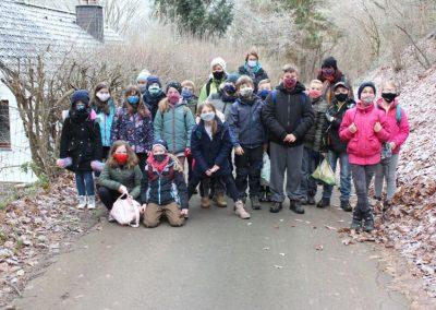 Baumpflanzaktion Grundschule Schönblick